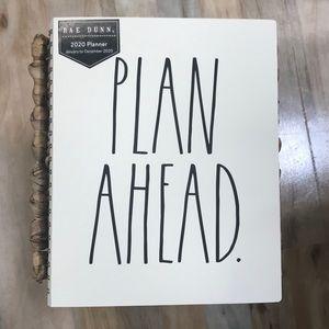 NWT RAE DUNN 2020 PLANNER